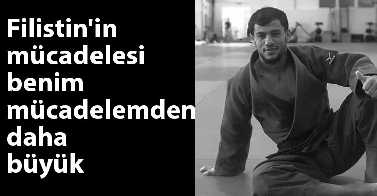 ozgur_gazete_kibris_Fethi_Nourine_israil_filistin_olimpiyatlar