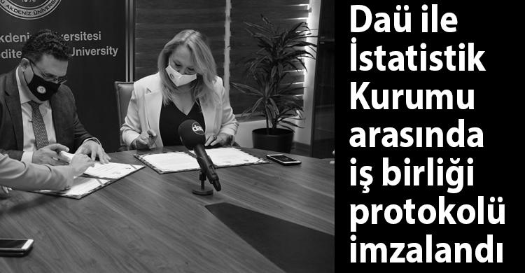ozgur_gazete_kibris_dau_istatistik_kurumu_isbirligi_protoklu