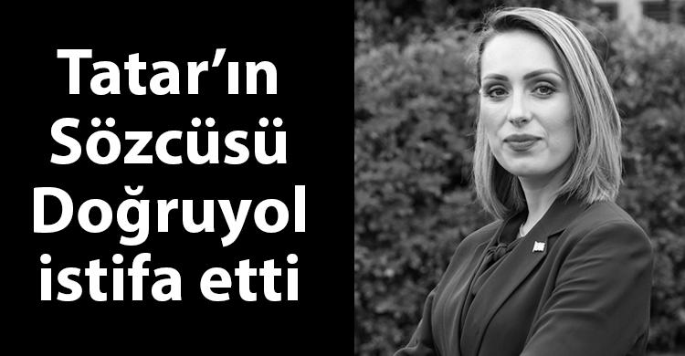 ozgur_gazete_kibris_berna_celik_dogruyol_istifa