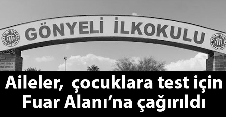 ozgur_gazete_kibris_gonyeli_ilkokul_pozitif_vaka